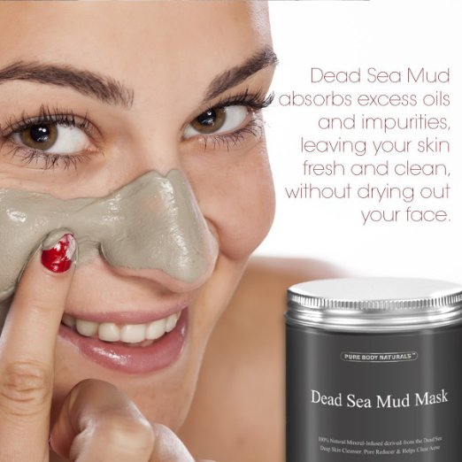 Dead Sea Mud Mask Review