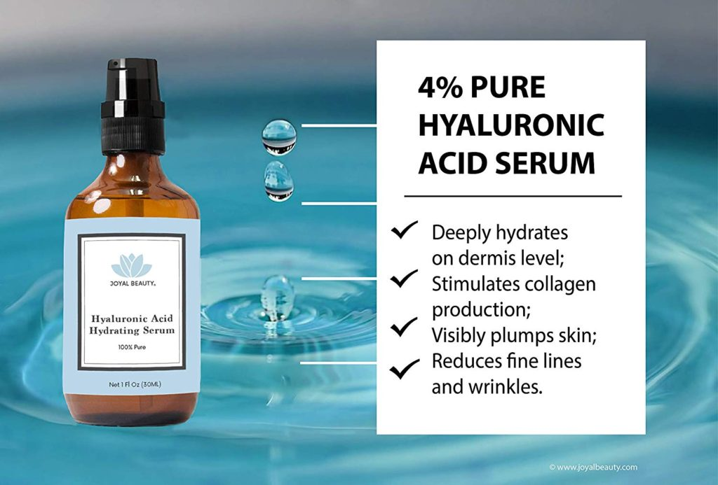Joyal Beauty Vegan Hyaluronic Acid Serum
