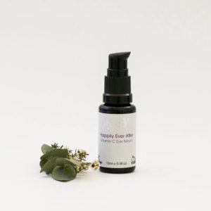 Happy vegan skincare - eye serum