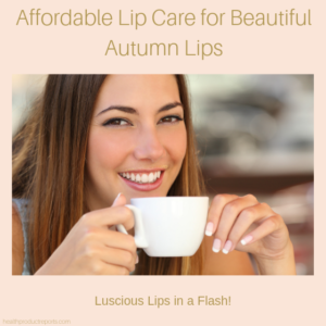 luscious autumn lips