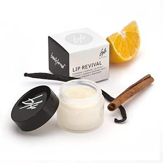 Summer to Autumn Skin care - Beauty For Real Lip Revival Exfoliating and Hydrating Lip Scrub - perfect lip care