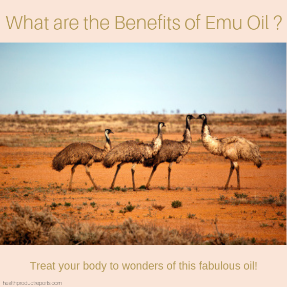 emu oil for skin and hair