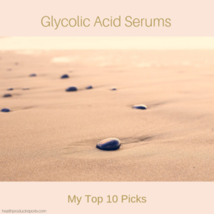 glycolic acid serums
