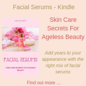 facial serums ebook