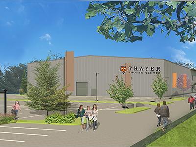 Thayer Sports Center