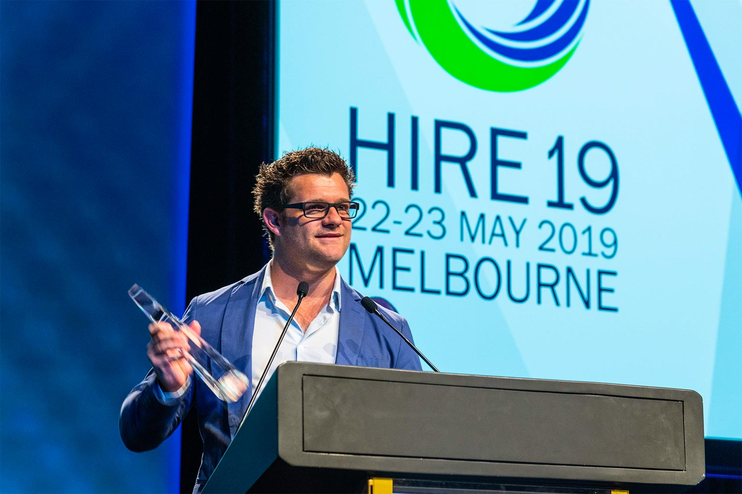 HIRE 19 Awards – Vansite takes out Supplier of the Year
