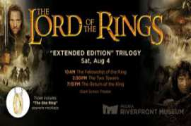Lord Of Rings: Fellowship Ext 2018