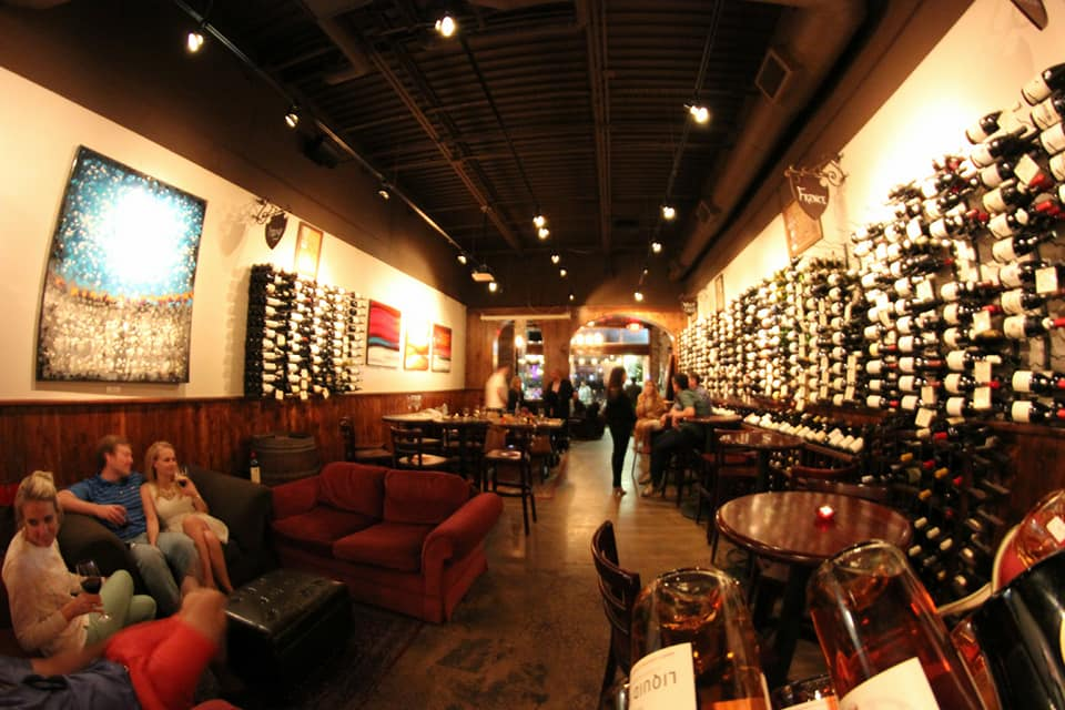 Dallas Wine Bar