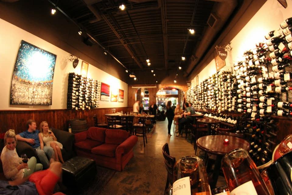 Dallas Wine Bar