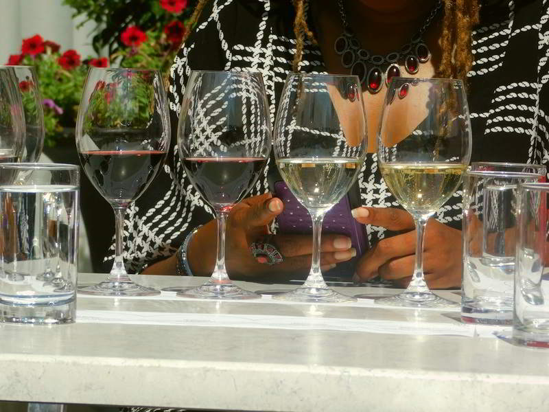 Chicago Summer Food and Wine Crawl
