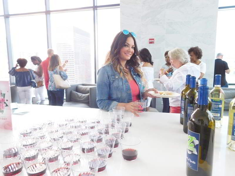 Chicago Rooftops and Terraces Wine Crawl