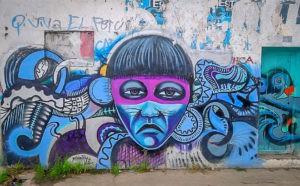 Iquitos street art