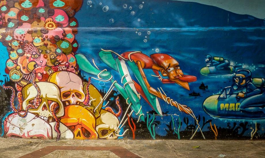 Rio de Janeiro Street Art