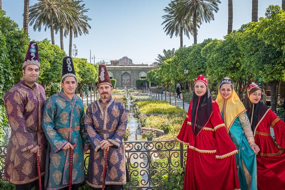 Shiraz Bagh-e Naranjestan
