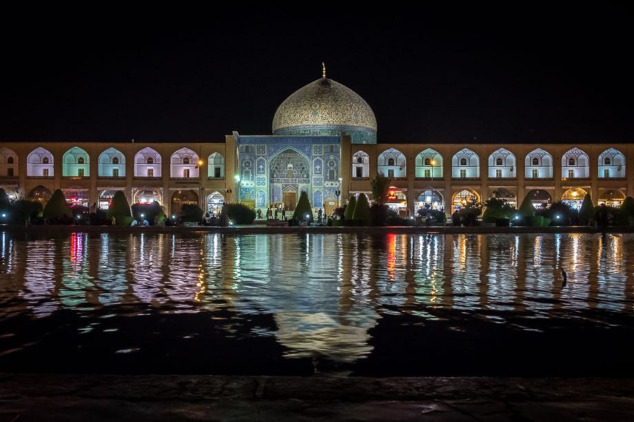 Isfahan Sheikh Lotfollah Mosque