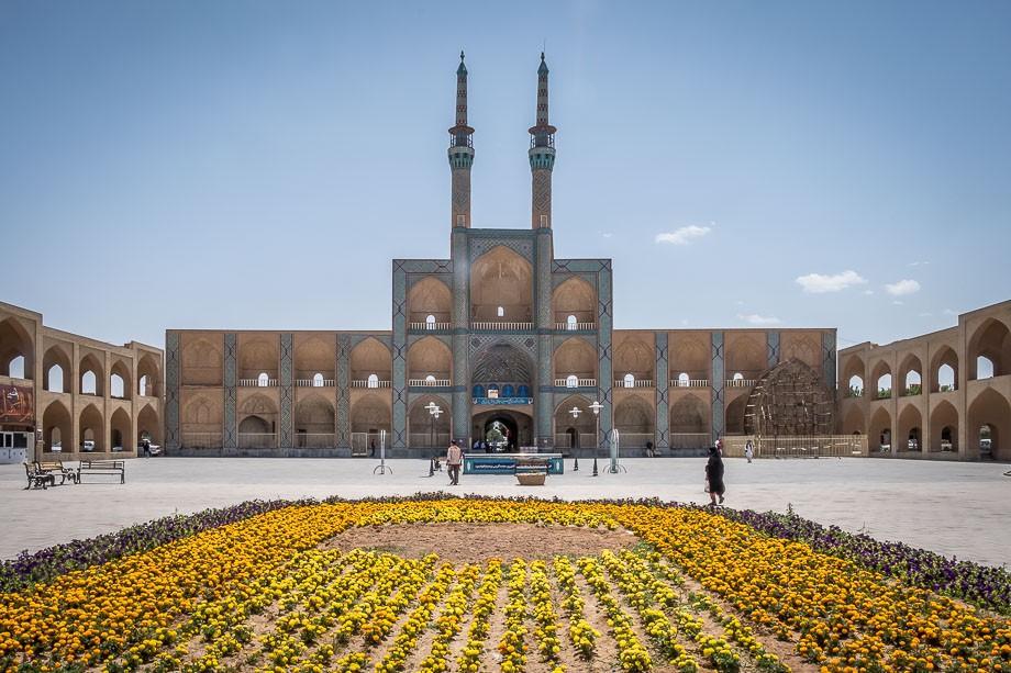 Yazd mosque