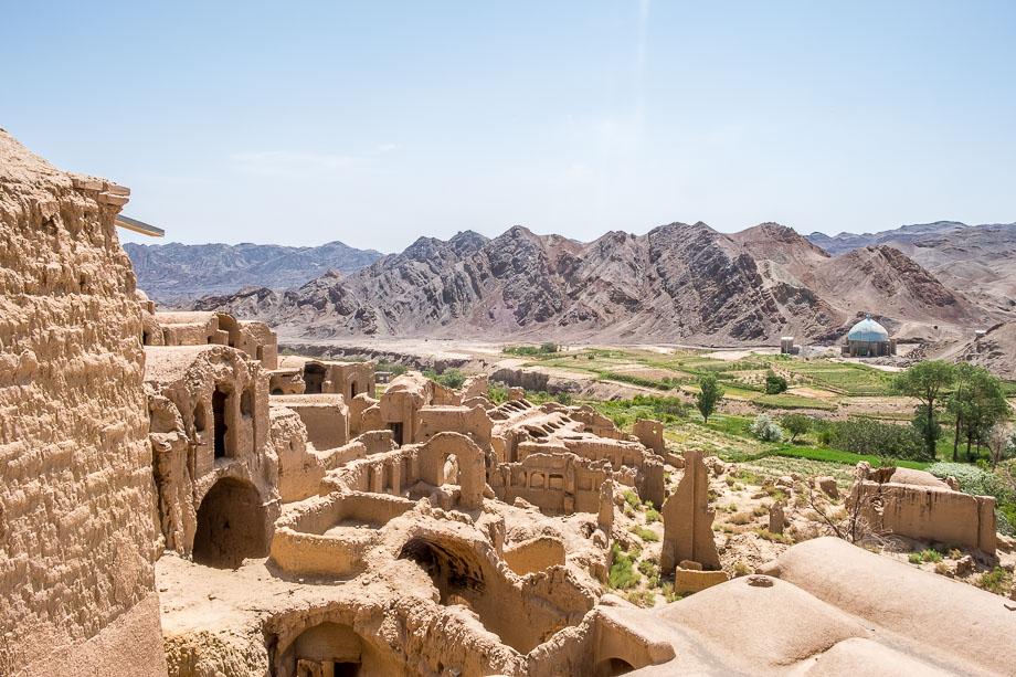 Yazd tour Kuh-e Kharanaq