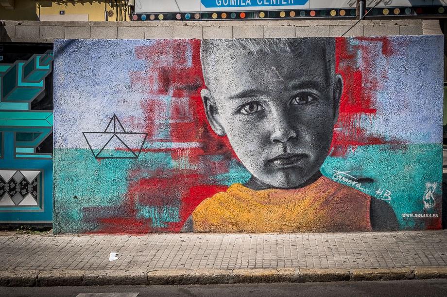 Palma de Mallorca street art