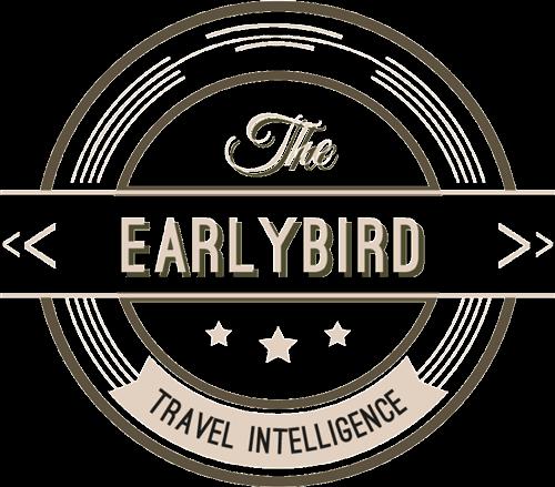 earlybird logo travel intelligence