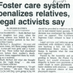 foster care system penalizes