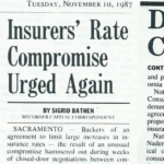 insurers rates comp
