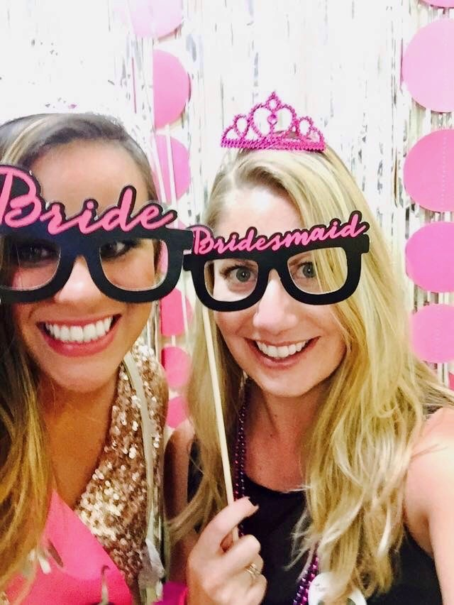 Bachelorette Party Photo Booth