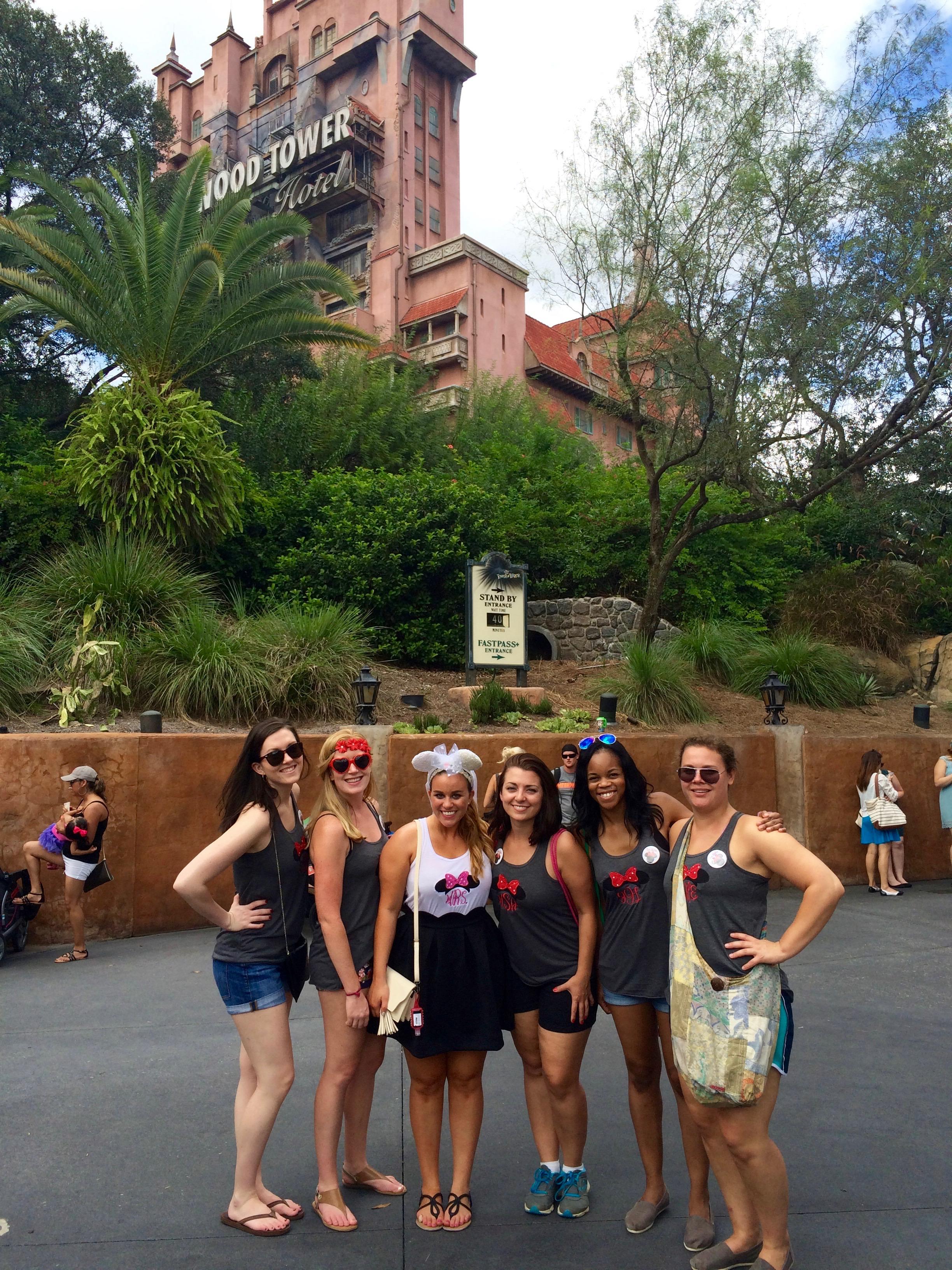 Planning a Walt Disney World Bachelorette Party