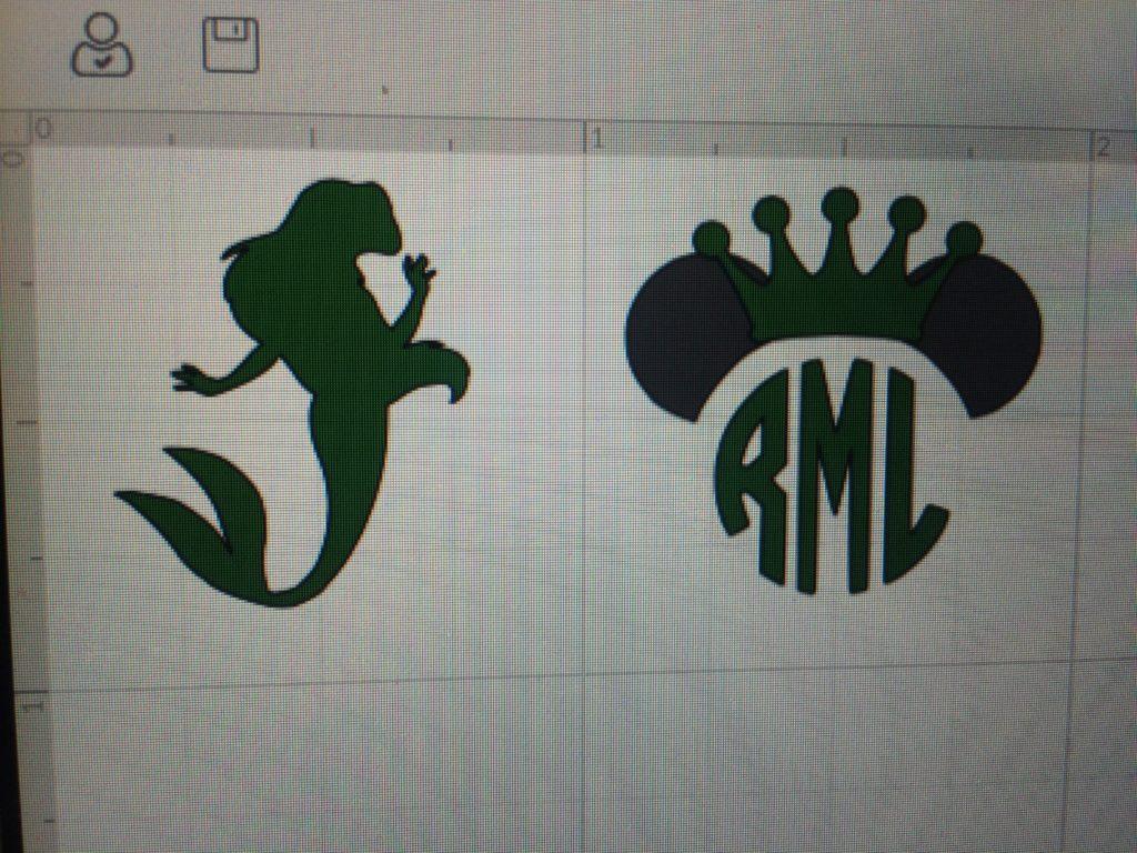 Create Disney Magic Decals with Cricut