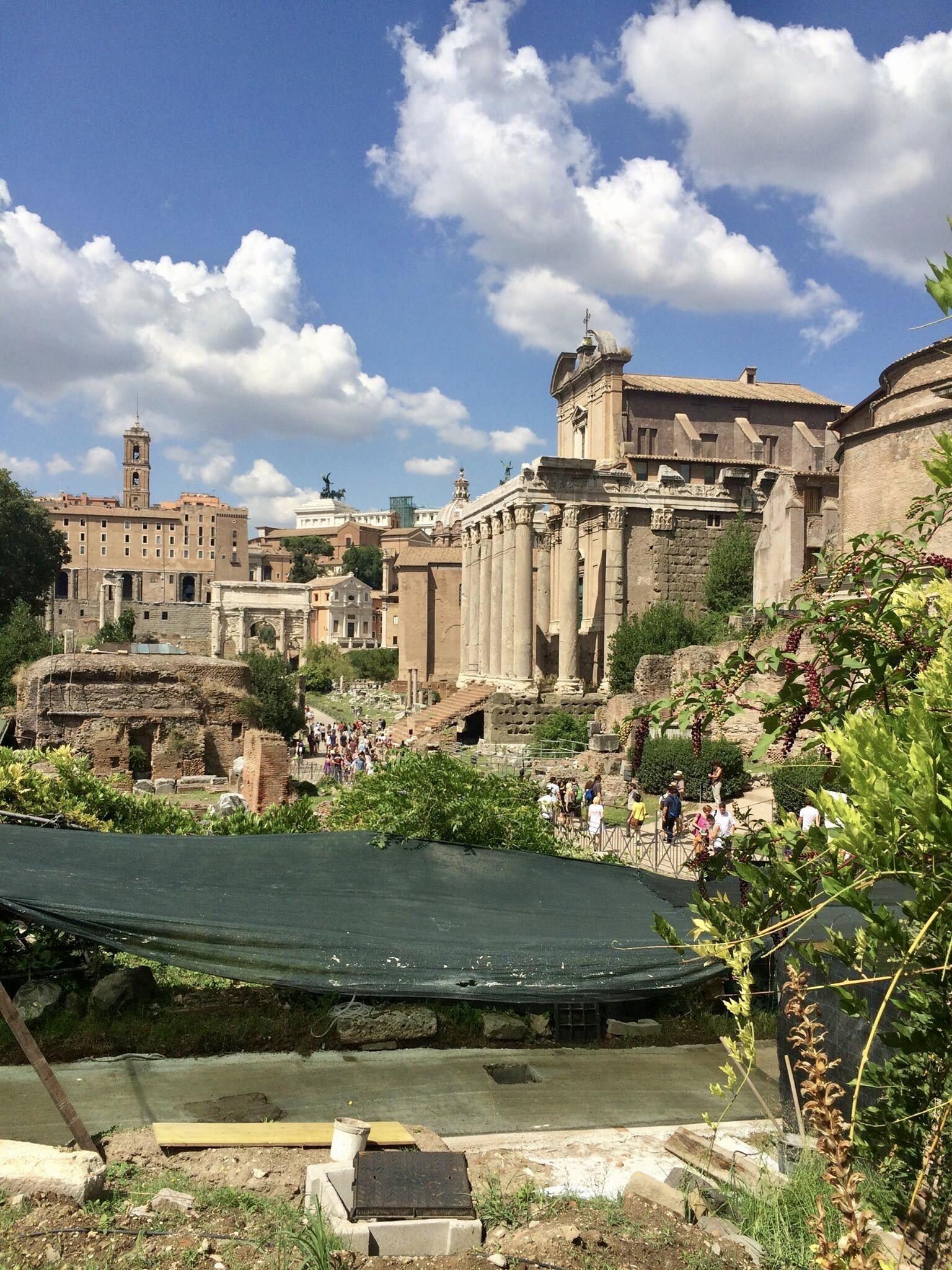 5 Days Exploring Rome Italy