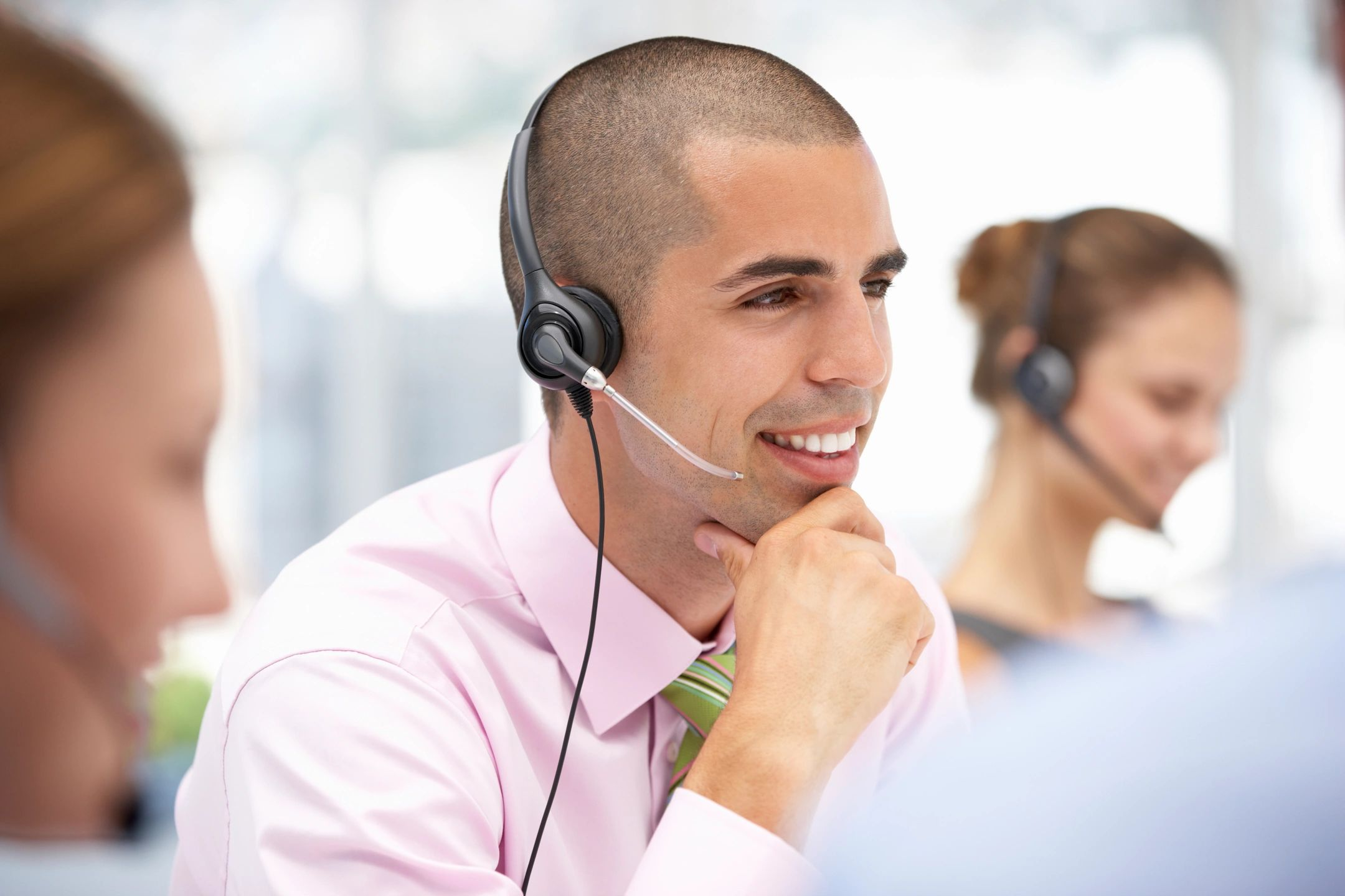 Technical Support Call Center