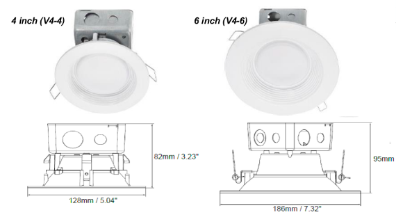 V4 Series Downlight