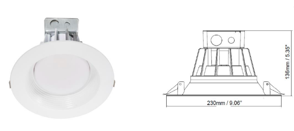 V5 Series Downlight