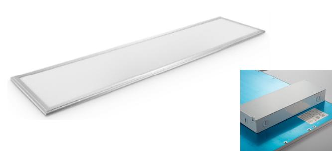 VLFP LED Flat 1x4