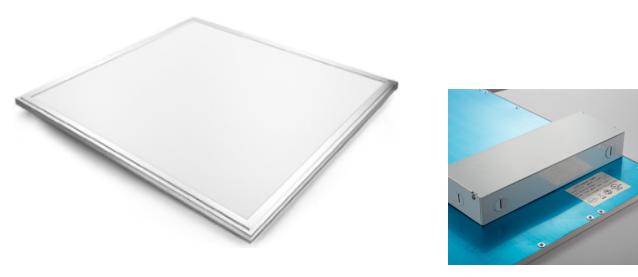 VLFP LED Flat 2x2