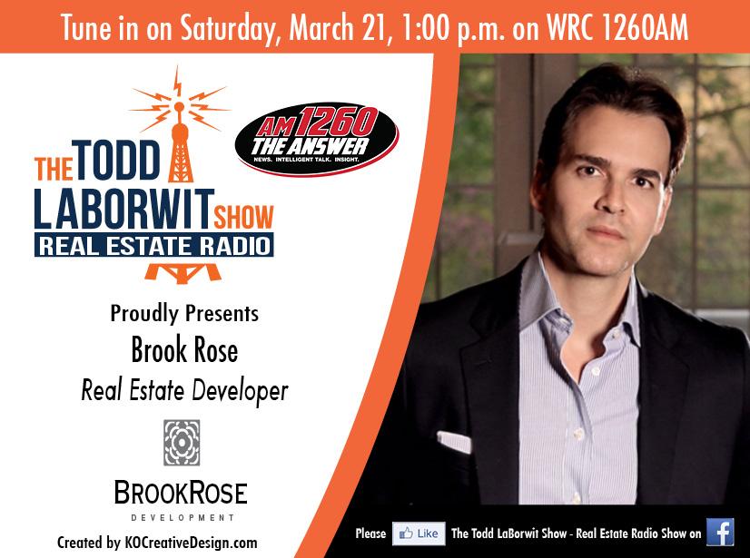 Brook Rose, Real Estate Developer with BrookRose Development
