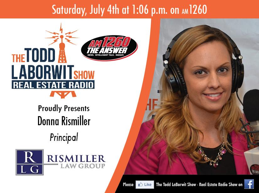 Donna K. Rismiller, Esq with Rismiller Law Group
