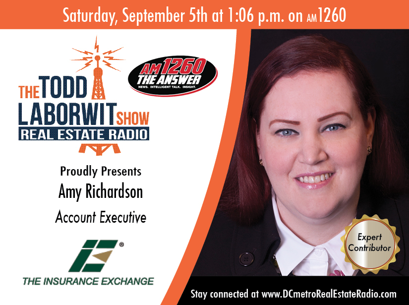 Amy Richardson, Expert Contributor with The Insurance Exchange