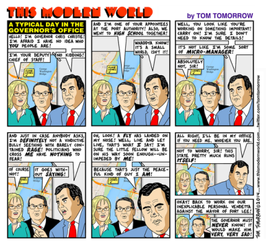 Credit:  Tom Tomorrow