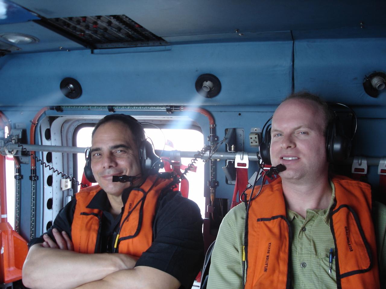 Daniel Kaniewski and Jim Carafano