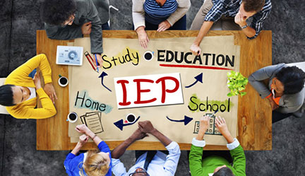 About the IEP Process