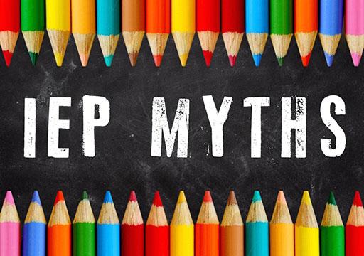 IEP Myths