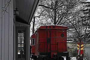 Depot-&-Caboose-in-winter