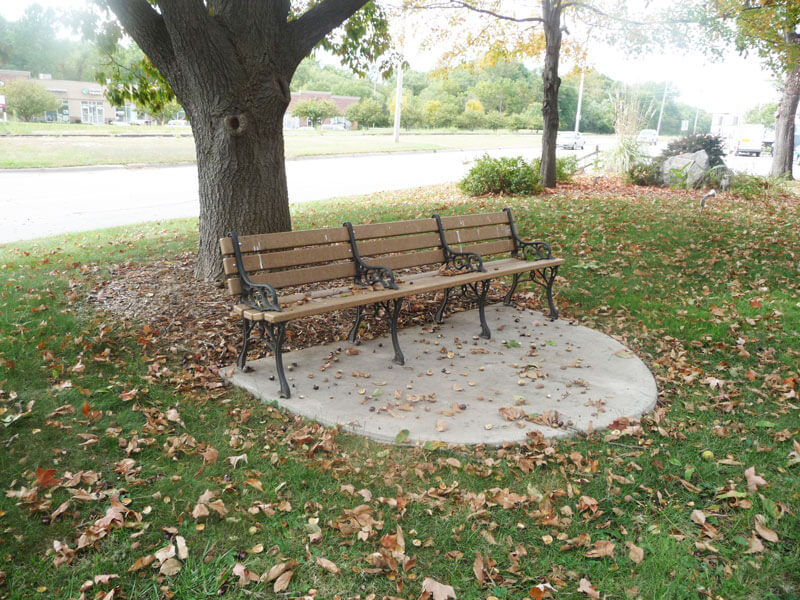 Park-Benches