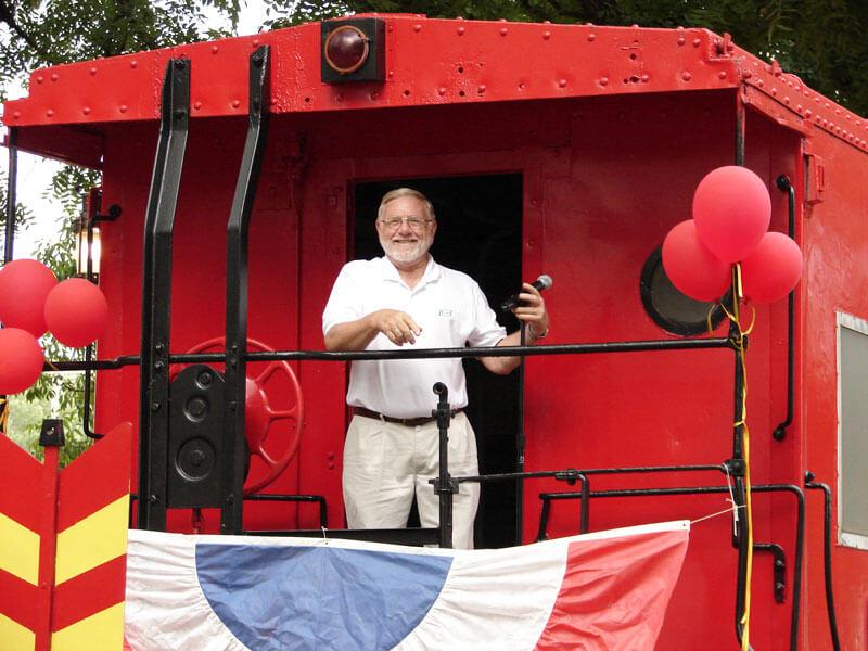 Celebrating 50 Years with Mayor Les Aasheim