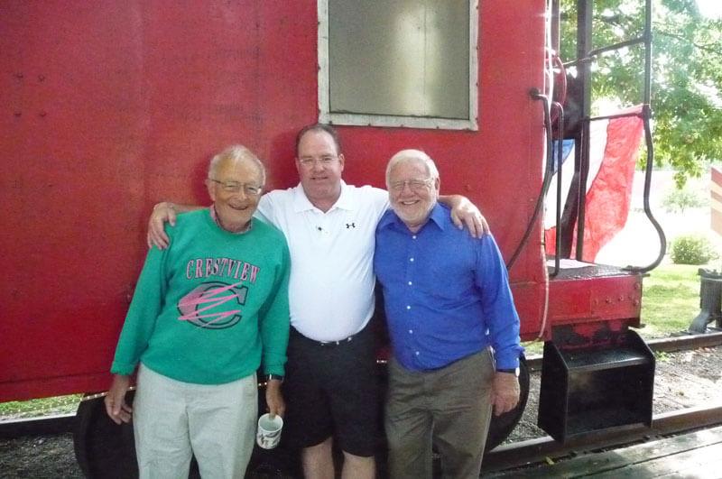 2011 Centennial - Three Mayors, Maddox, Cirksena  & Aasheim