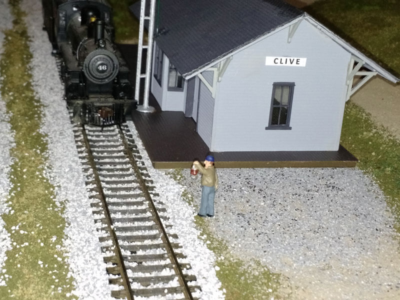 <strong>Railroad Diorama</strong>