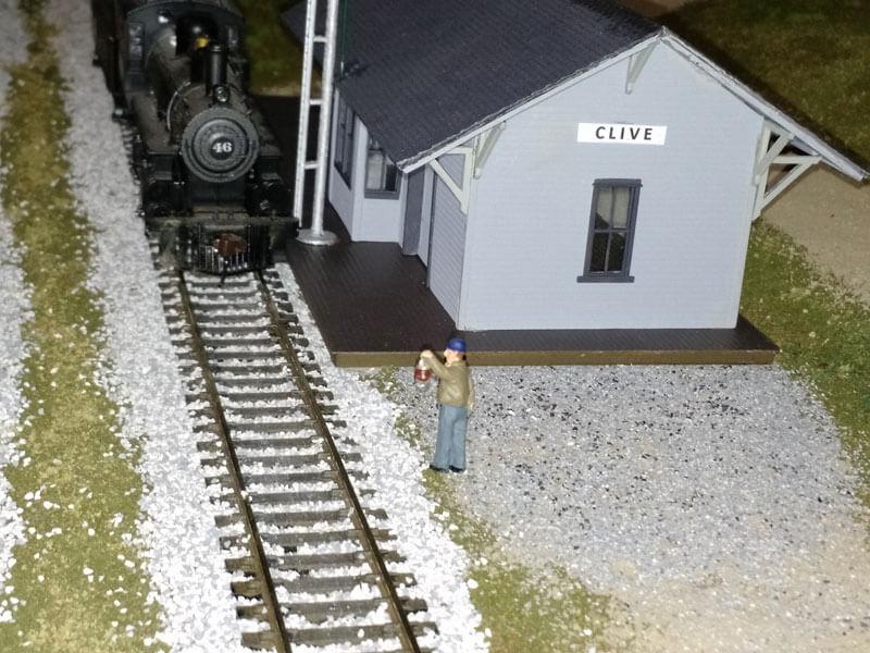<strong>Railroad Diorama</strong>