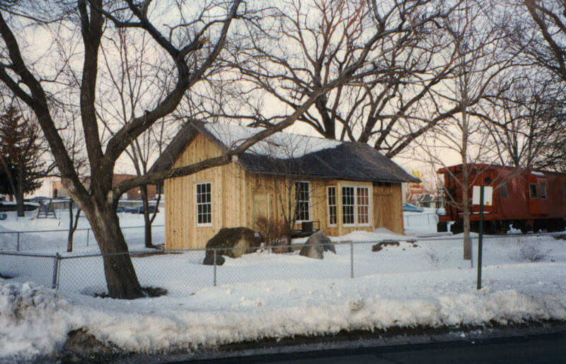 Depot—first-winter-1995-