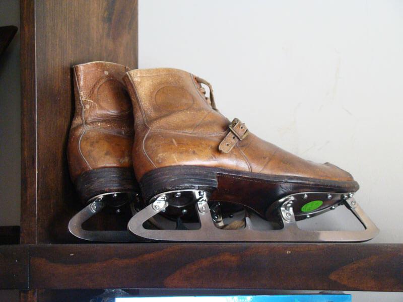 Ice-skates