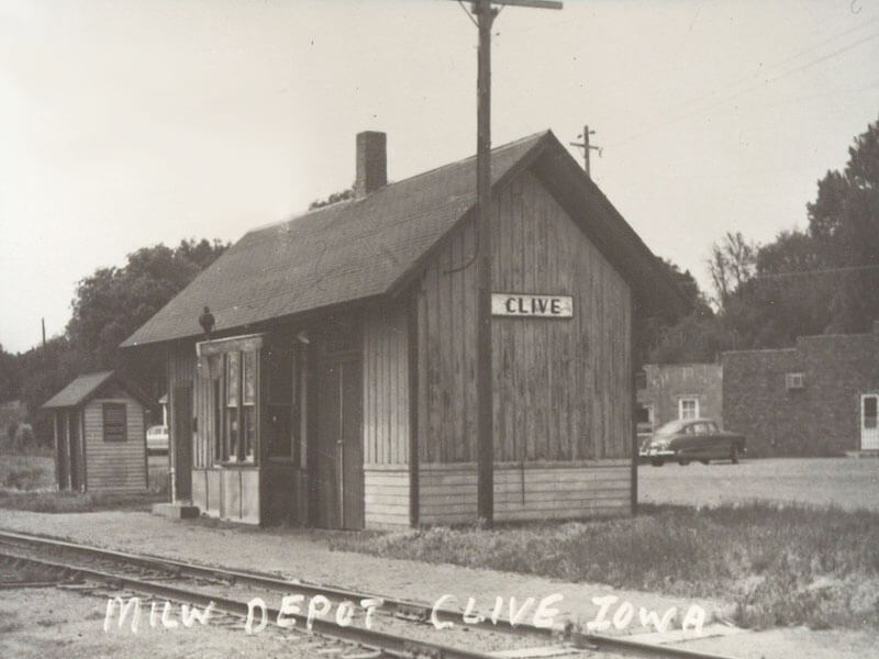 Milwaukee-Depot—Clive-Iow